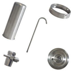 Spare Parts for Stainless Steel 304 Countertop Water Flter