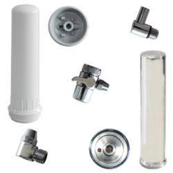 Spare Parts for Countertop Slim Line Water Filter