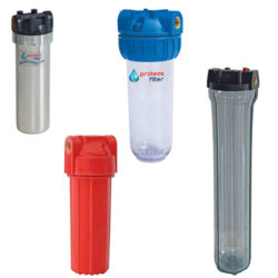 Central Water Supply Filtration Systems