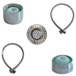 Metal Hoses and Kitchen Accessories