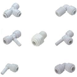 Quick Plastic Connectors