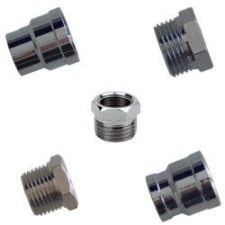 Chrome Plated Reducing Bushing