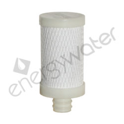 Replacement filter cartridge for chrome plated faucet filter Proteas