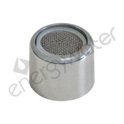 Female aerator for faucet filter & countertop water filters