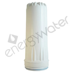 White sump for countertop water filters Proteas