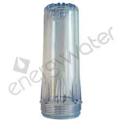 Clear sump for countertop water filters Proteas