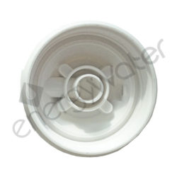 Plastic white base 1/4″ (inlet/outlet) for countertop water filters