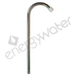 Faucet for countertop water filters