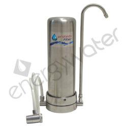 Single countertop water filter SS304