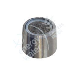 Ανταλλακτική ανοξείδωτη σίτα νερού θηλυκή για συσκευή άνω πάγκου SS304