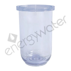 Clear sump 7″ for 3P filter housing