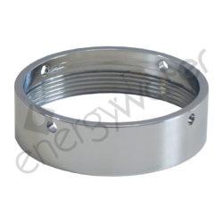 Metallic ring for metallic filter housing 3P 10″ with metallic head