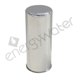 Κέλυφος μεταλλικό για μεταλλική φιλτροθήκη 10″ με πλαστική & μεταλλική κεφαλή