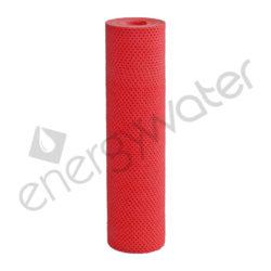 Polypropylene filter cartridge for hot water 10″ - 5μm