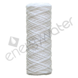 Polypropylene yarn filter cartridge Proteas 7″ - 20μm