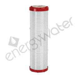 Πλενόμενο φίλτρο 10″ - 20μm για ζεστό νερό