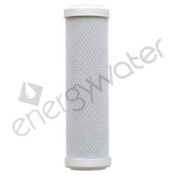 Activated carbon block filter 10″ - 5μm