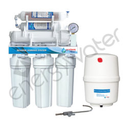 Reverse osmosis 6 stages without pump