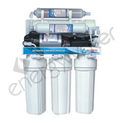 Reverse osmosis 6 stages with pump