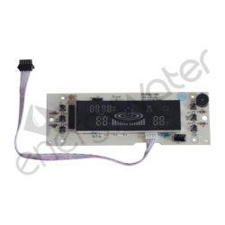 Electronic board for screen of Proteas Filter's water dispenser