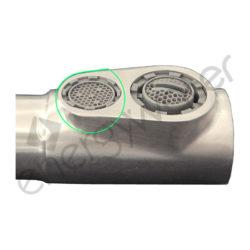 Ανταλλακτική σίτα φίλτρου για τρίοδη βρύση γωνιακή SS304