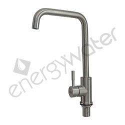 Squared kitchen faucet SS304