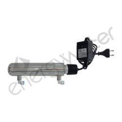 Λάμπα UV κομπλέ σύστημα 1/4″ - 136,4L/h - 220V