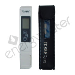 Portable instrument for measuring TDS, conductivity (ppm & μs) & temperature