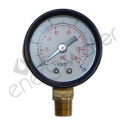 Μανόμετρο 1/4″ (10 bar)